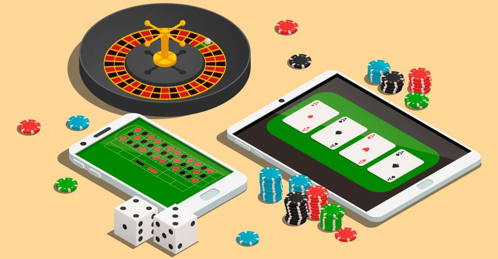 The Pros of Online Gambling