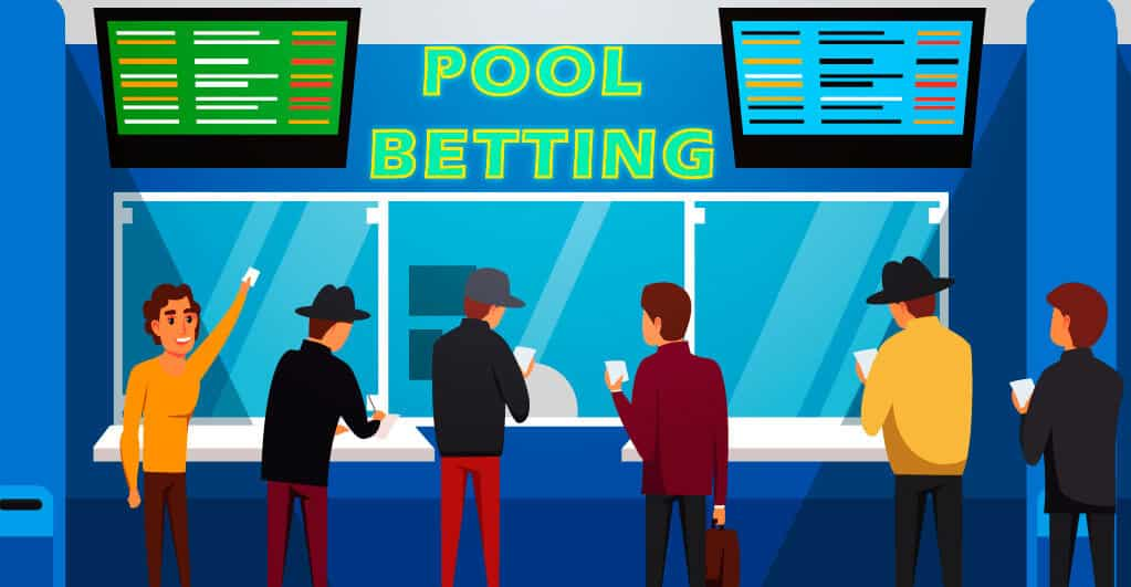 Pool Betting Work