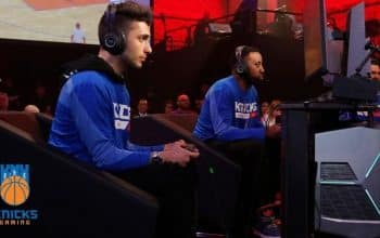 """Knicks Gaming Shatters With Loss in """"The Ticket"""" Tournament"""