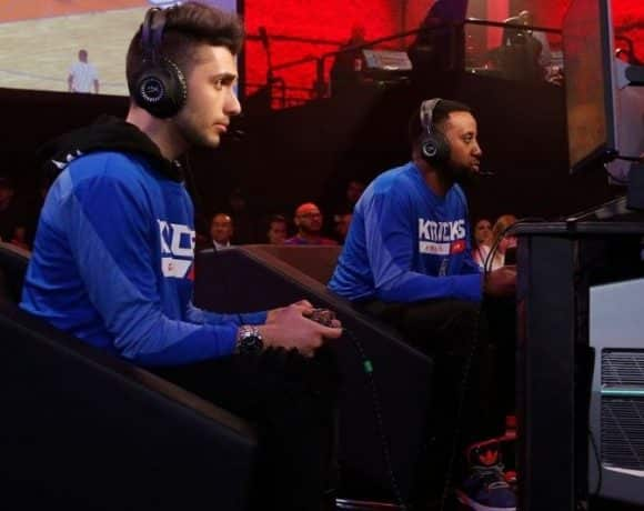 "Knicks Gaming Shatters With Loss in ""The Ticket"" Tournament"