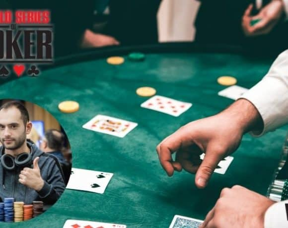 Bulgarian Wins WSOP Online Main Event worth USD 3.9 Million