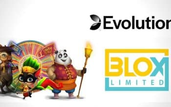BLOX Partners With Live Casino Provider Evolution