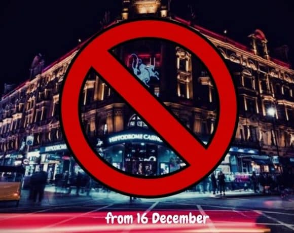 London Indoor Entertainment Shuts on 16 December
