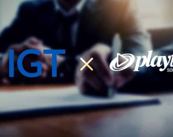 Playtech and IGT Sign Cross-Licensing Partnership