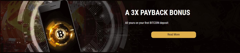 3X Bonus