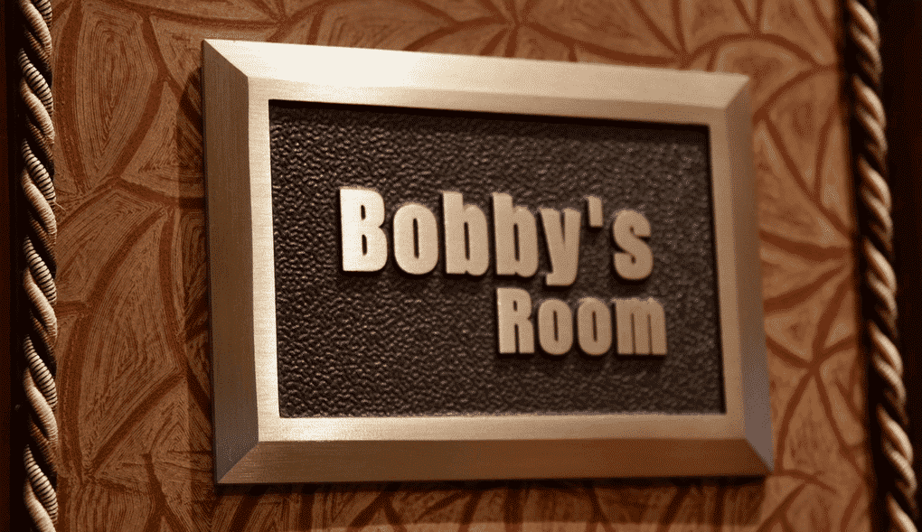 Bobbys Room
