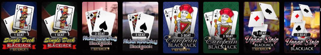 Enjoy Blackjack