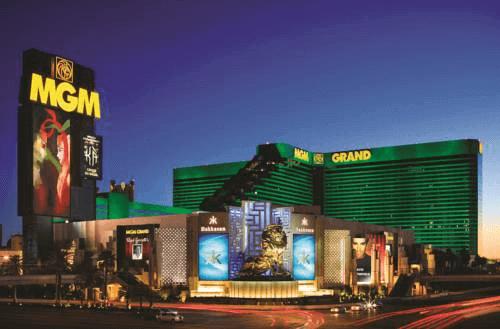 MGM Grand Poker Room