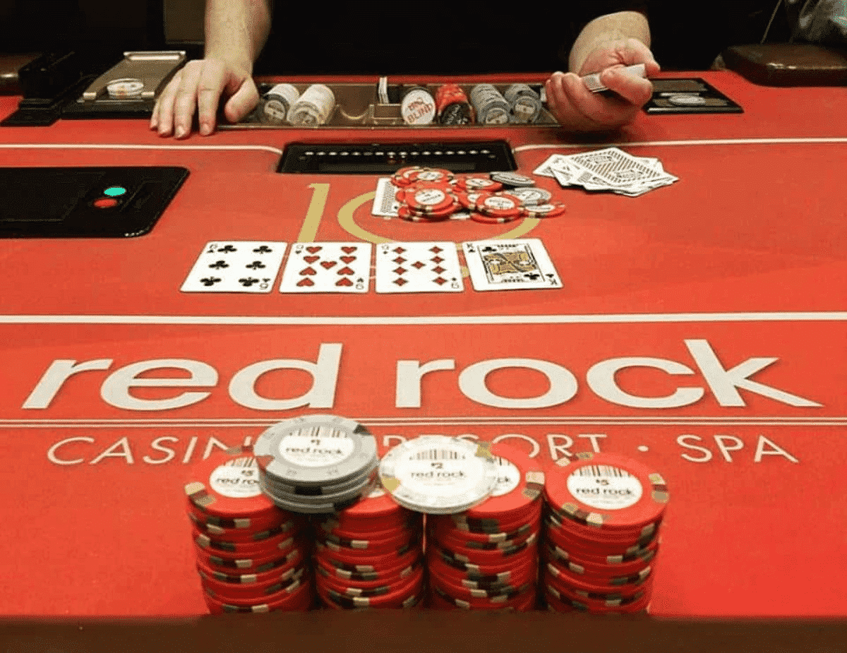 Red Rock Poker Tournament
