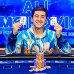 Sean Perry And Ali Imsirovic Dominating Venetian High Rollers PokerGO Tour